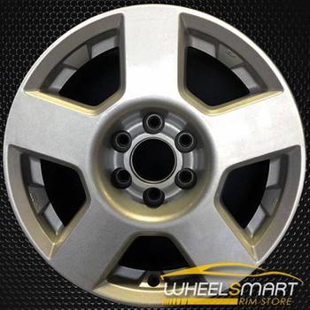 "17"" Nissan Pathfinder OEM wheel 2005-2007 Silver alloy stock rim ALY62450U20"
