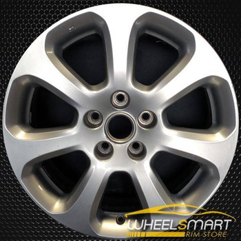 "17"" Nissan Maxima OEM wheel 2007-2008 Silver alloy stock rim ALY62474U20"