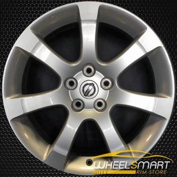 "18"" Nissan Maxima OEM wheel 2007-2008 Silver alloy stock rim ALY62475U20"