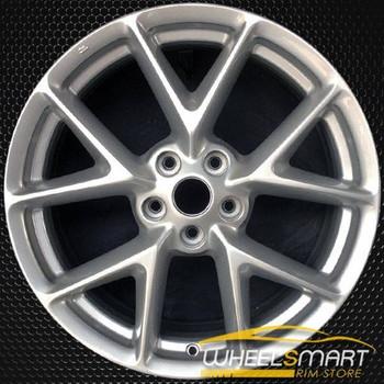 "19"" Nissan Maxima OEM wheel 2009-2011 Silver alloy stock rim ALY62512U15"