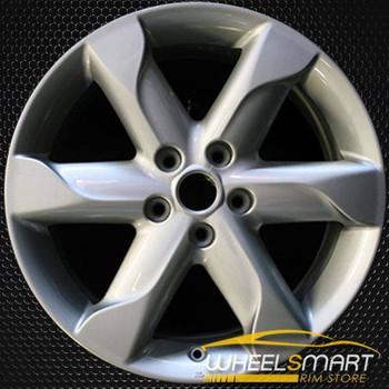"18"" Nissan Murano OEM wheel 2009-2010 Silver alloy stock rim ALY62517U20"