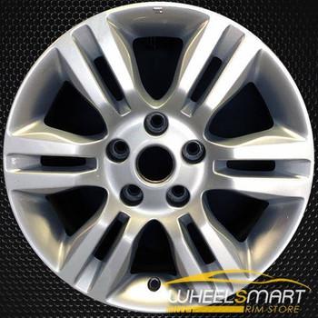 "16"" Nissan Altima OEM wheel 2010-2013 Silver alloy stock rim ALY62551U20"