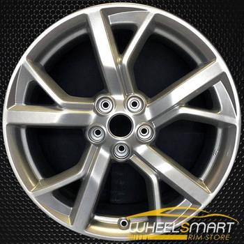 "19"" Nissan Maxima OEM wheel 2012-2013 Silver alloy stock rim ALY62583U20"