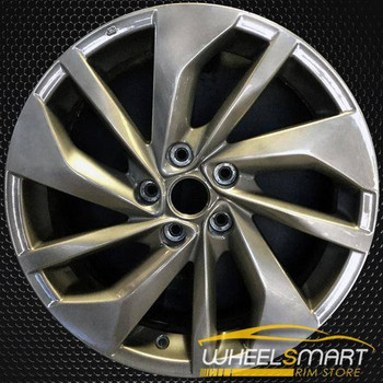 "18"" Nissan Rogue OEM wheel 2014-2016 Silver alloy stock rim ALY62619U20"