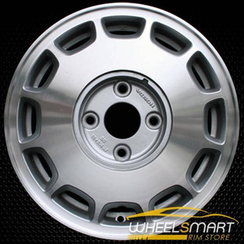 "15"" Honda Accord OEM wheel 1992-1993 Silver alloy stock rim ALY63735U10"