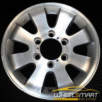 "16"" Honda Passport OEM wheel 1998-2002 Machined alloy stock rim ALY63771U10"