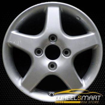 "15"" Honda Accord OEM wheel 1998-2002 Machined alloy stock rim ALY63785U15"