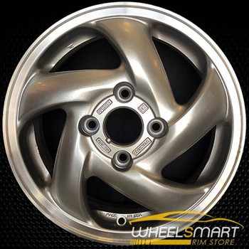 "15"" Honda Accord OEM wheel 1994-1997 Silver alloy stock rim ALY63803L15"