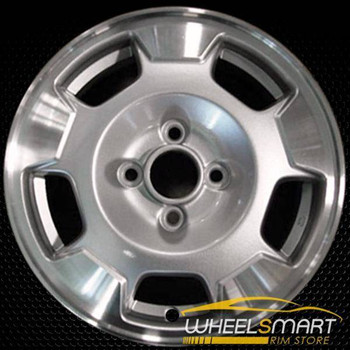 "14"" Honda Civic OEM wheel 2003-2005 Silver alloy stock rim ALY63845U20"