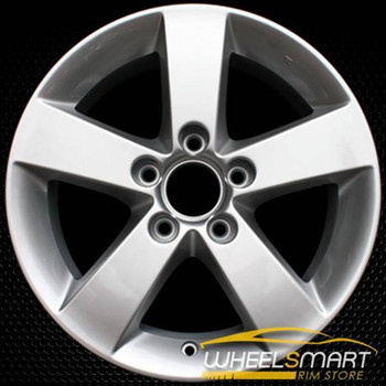 "16"" Honda Civic OEM wheel 2006-2011 Silver alloy stock rim ALY63899U20"