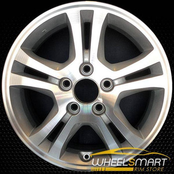 "16"" Honda Accord OEM wheel 2006-2007 Machined alloy stock rim ALY63907A10"