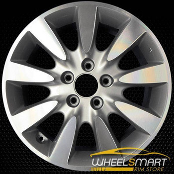 "17"" Honda Accord OEM wheel 2006-2007 Machined alloy stock rim ALY63919U10"