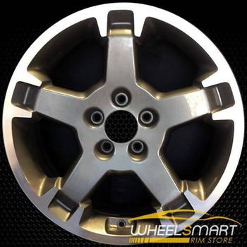 "18"" Honda Element OEM wheel 2007-2011 Machined alloy stock rim ALY63930U35"