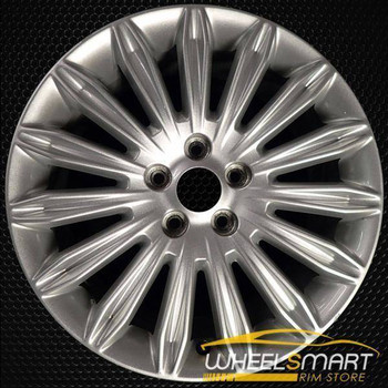 "17"" Ford Fusion oem wheel 2013-2016 Silver original stock rim 3958"