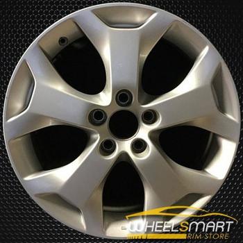 "18"" Honda Crosstour OEM wheel 2010-2012 Silver alloy stock rim ALY64003U20"