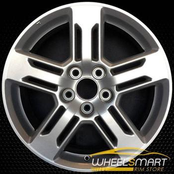"18"" Honda Odyssey OEM wheel 2011-2013 Silver alloy stock rim ALY64021U20"