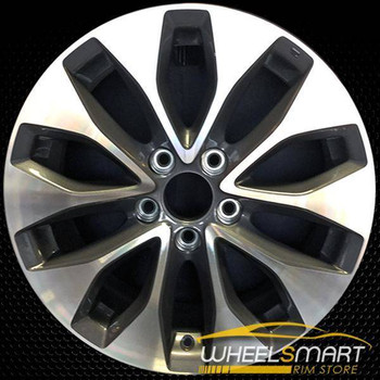 "17"" Honda Accord OEM wheel 2013-2015 Machined alloy stock rim ALY64050U30"