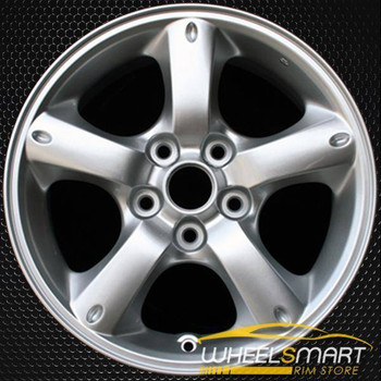"16"" Mazda Tribute OEM wheel 2005-2009 Silver alloy stock rim ALY64879U20"