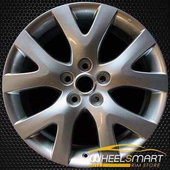 """18"""" Mazda CX7 OEM wheel 2007-2009 Silver alloy stock rim ALY64893U20"""