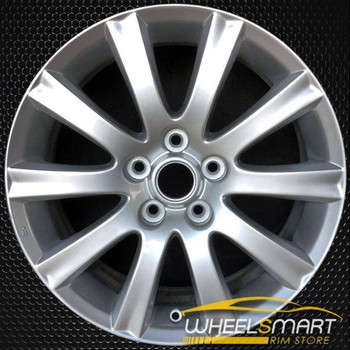 "17"" Mazda CX7 OEM wheel 2010-2012 Silver alloy stock rim ALY64931U20"