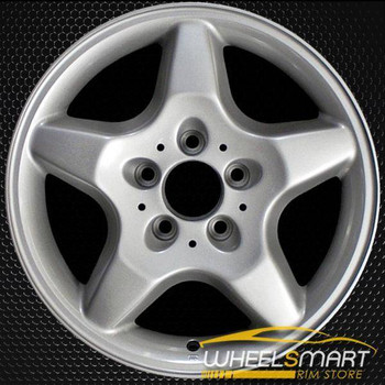 "16"" Mercedes ML320 OEM wheel 1998-2001 Silver alloy stock rim ALY65184U10"