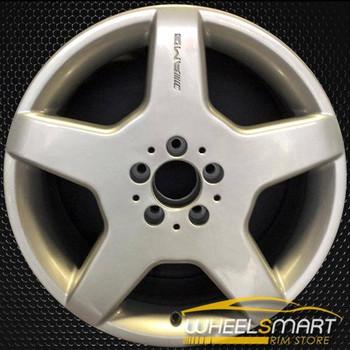 """18"""" Mercedes ML55 OEM wheel 2000-2003 Silver alloy stock rim ALY65248U10"""