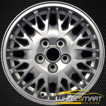 "16"" Mitsubishi Diamante OEM wheel 1997-1999 Silver alloy stock rim ALY65756U10"