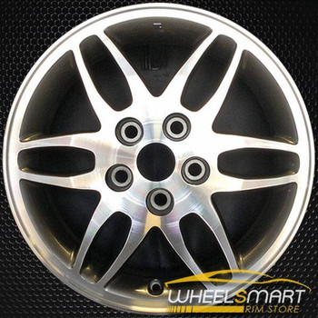 "16"" Mitsubishi Diamante OEM wheel 2000-2003 Machined alloy stock rim ALY65769U30"