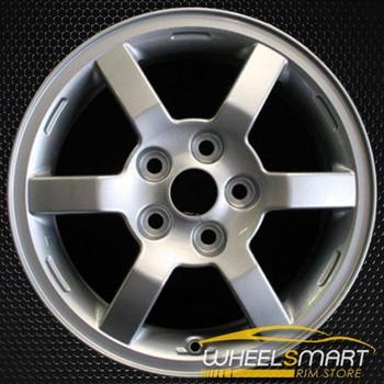 "16"" Mitsubishi Galant OEM wheel 2002-2003 Silver alloy stock rim ALY65777U20"