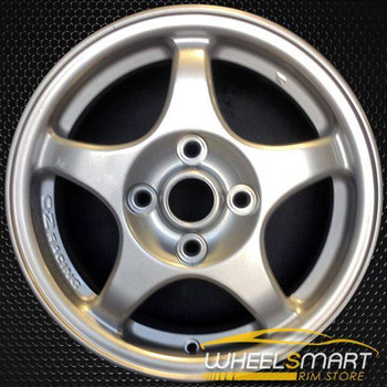 "15"" Mitsubishi Lancer OEM wheel 2002-2004 Silver alloy stock rim ALY65778U40"