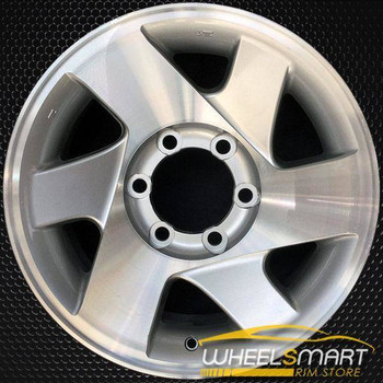 "16"" Mitsubishi Montero Sport OEM wheel 2002-2004 Machined alloy stock rim ALY65780U20"
