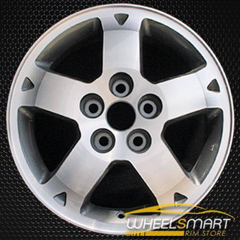 "16"" Mitsubishi Eclipse OEM wheel 2003-2005 Machined alloy stock rim ALY65782U30"