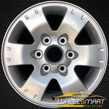 "16"" Mitsubishi Montero OEM wheel 2003-2006 Silver alloy stock rim ALY65786U20"