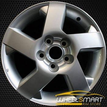 "16"" Mitsubishi Outlander OEM wheel 2003-2006 Silver alloy stock rim ALY65790U20"