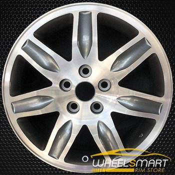 "17"" Mitsubishi Endeavor OEM wheel 2004-2008 Machined alloy stock rim ALY65792U30"