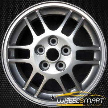 "15"" Mitsubishi Lancer OEM wheel 2004-2006 Silver alloy stock rim ALY65795U20"