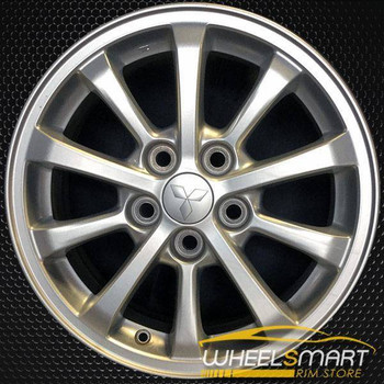 "16"" Mitsubishi Galant OEM wheel 2004-2006 Machined alloy stock rim ALY65798U35"