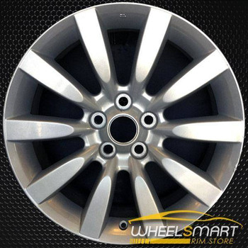 "18"" Mitsubishi Lancer OEM wheel 2008 Silver alloy stock rim ALY65845U20"