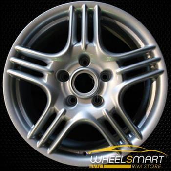 "18"" Porsche Cayenne OEM wheel 2003-2006 Silver alloy stock rim ALY67280U20"