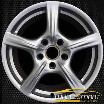 "18"" Porsche Panamera OEM wheel 2010-2016 Silver alloy stock rim ALY67427U20"