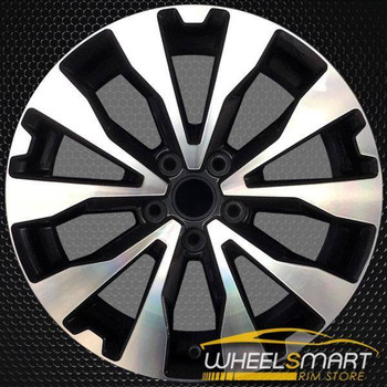 "18"" Subaru Legacy OEM wheel 2015-2017 Machined alloy stock rim ALY68826U30"