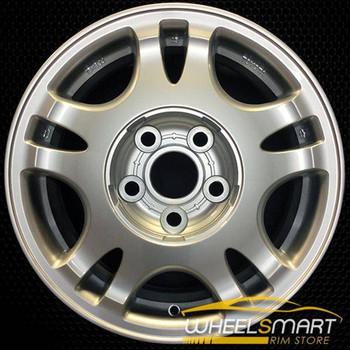 "15"" Toyota Camry OEM wheel 1992-1996 Silver alloy stock rim ALY69297U10"