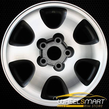 "16"" Toyota RAV4 OEM wheel 1996-1997 Machined alloy stock rim ALY69363U10"