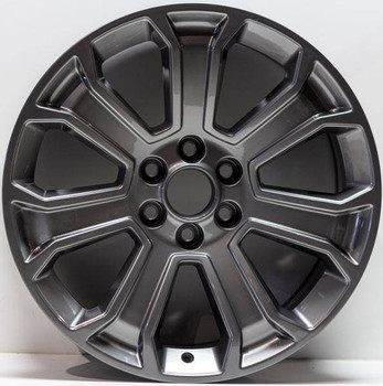 "22"" Chevy Silverado Replica wheel 2014-2017 replacement for rim 5665"