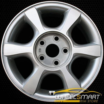 "16"" Toyota Solara OEM wheel 1999-2003 Machined alloy stock rim ALY69379U10"