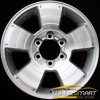"17"" Toyota 4Runner OEM wheel 2003-2009 Machined alloy stock rim ALY69429U20"