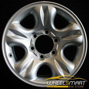 "16"" Toyota 4Runner OEM wheel 2001-2002 Silver alloy stock rim ALY69431U20"