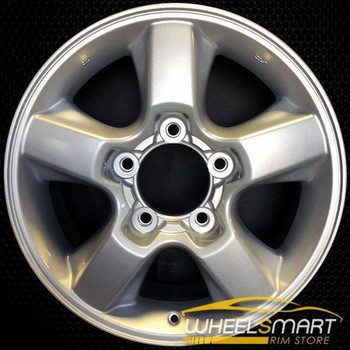 "18"" Toyota Land Cruiser OEM wheel 2003-2005 Silver alloy stock rim ALY69435U20"