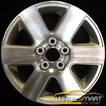 "16"" Toyota Sienna OEM wheel 2004-2010 Machined alloy stock rim ALY69444U10"
