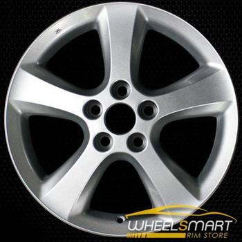 "17"" Toyota Solara OEM wheel 2004-2008 Silver alloy stock rim ALY69452U20"